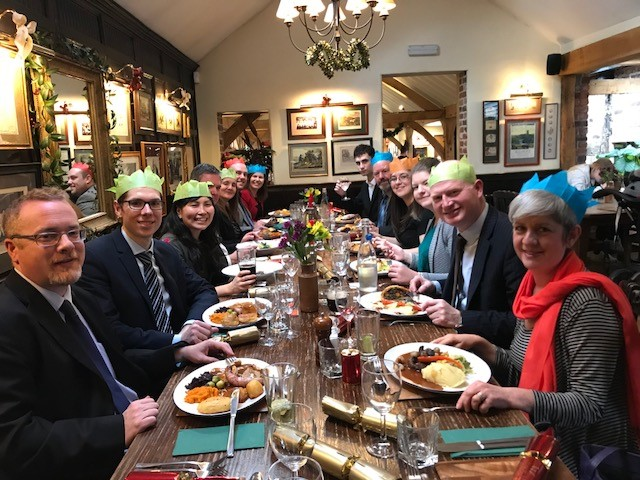 south cheshirelaw society christmas lunch
